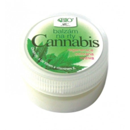 Balzam na pery Cannabis, 25 ml